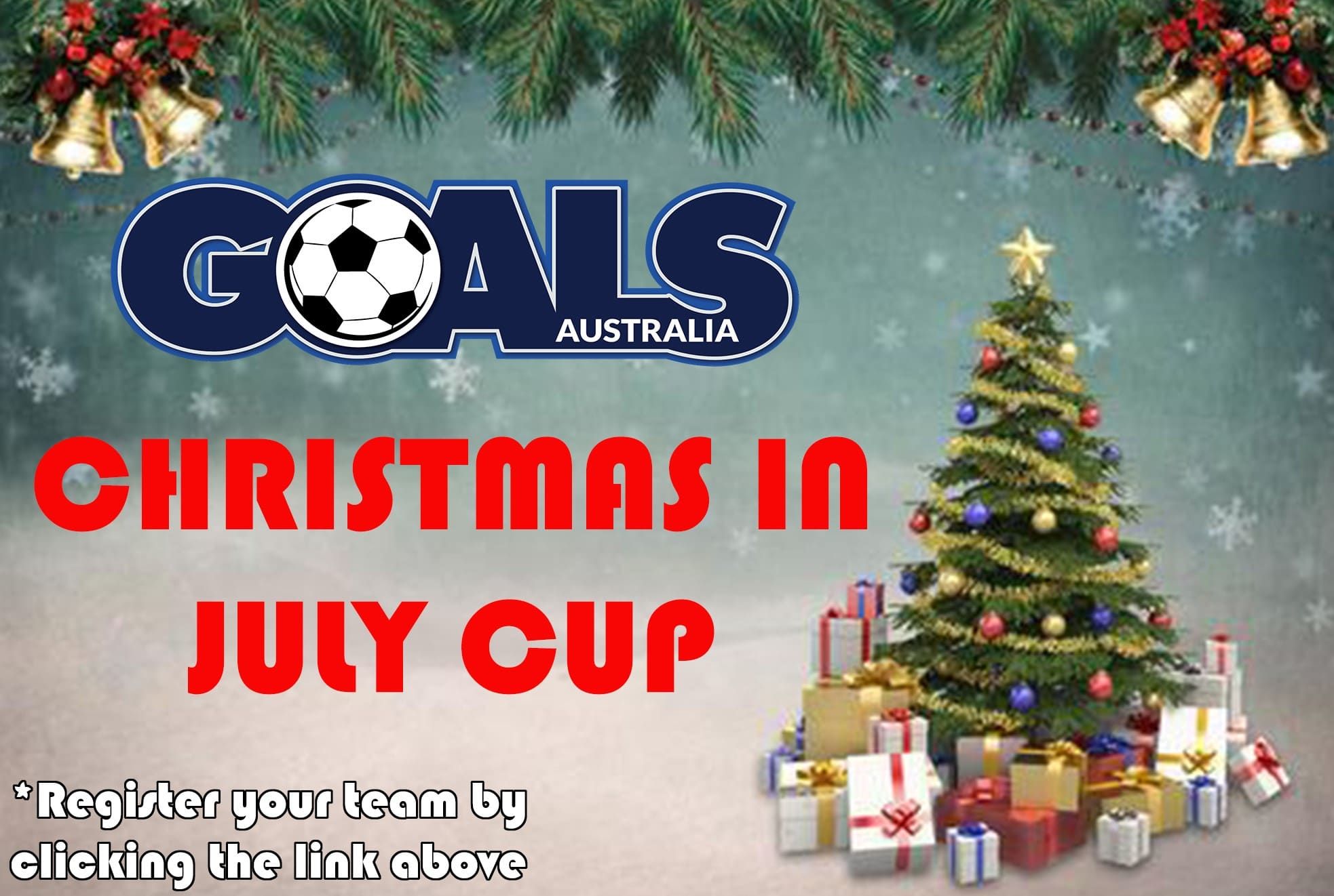 Christmas In July Australia 2019.Xmas In July Draft2 Goals Australia